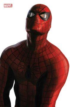 Comics Spiderman, Marvel Comics Art, Marvel Heroes, Marvel Characters, Marvel Avengers, Spiderman 2002, Ms Marvel, Captain Marvel, Alex Ross