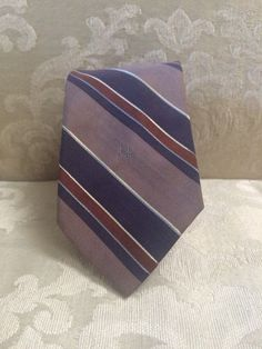 A personal favorite from my Etsy shop https://www.etsy.com/listing/254862972/vintage-christian-dior-necktie-mens-tie