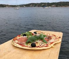 Pizza i stekepanne – Mai Eckhoff Morseth