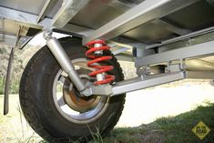 Cub Spacevan Drover Offroad Camper Trailer - On The Road - Work Trailer, Off Road Camper Trailer, Trailer Plans, Trailer Build, Utility Trailer, Trailer Tent, Off Grid Trailers, Atv Trailers, Adventure Trailers
