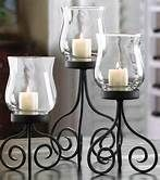 Candle Holders Centerpieces