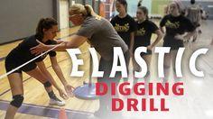 Cilene Drewnick: Elastic Digging Drill, No Net