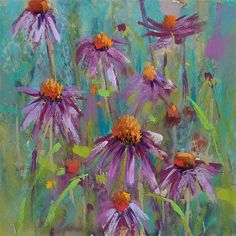 """My Favorite Ipad Accesory for Painting"" - Original Fine Art for Sale - © Karen Margulis"