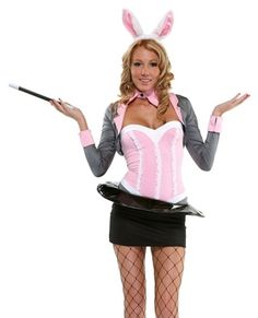 Sexy-Magic-Bunny-Magician-Assistant-Halloween-Costume