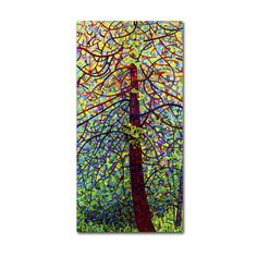 """Found it at Wayfair - """"Kaleidoscope"""" by Mandy Budan Painting Print on Wrapped Canvas"""