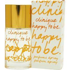 Happy To Be By Clinique Eau De Parfum Spray 1 Oz