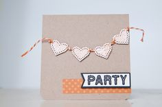 Party by Noel Culbertson- Scrapbook.com for TheScrapReview.com