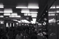 Estación Madrid tren