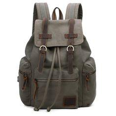 Gay Pride Flag Womens Leather Backpack Travel Casual Elegant Drawstring Shoulder Bag