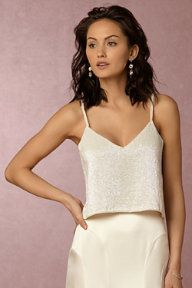 Build Your Own Wedding Dress | Bridal Separates | BHLDN