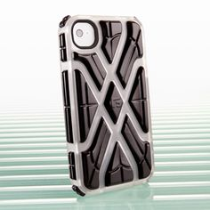 The G-Form Ice X-Protect iPhone 4 Case for Apple iPhone 4 & 4s is peace of mind for your portable device. Just $29.99!