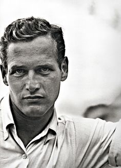 Paul Newman  1959.  Photographed by Leo Fuchs.