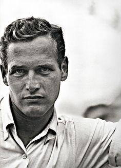 Paul Newman fotografiado por Leo Fuchs, 1959