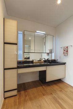 heisaura_washstand Kitchen Island, Kitchen Cabinets, Bathroom, Home Decor, Island Kitchen, Washroom, Decoration Home, Room Decor, Cabinets