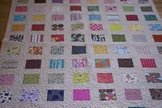 charm pack quilts   photo
