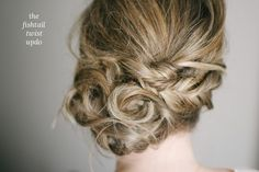 The Small Things Blog — The Fishtail Twist