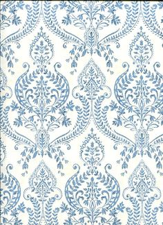 Lowest price for Pattern from Book Kismet Bohemian Chic Wallpaper by Brewster at Wallpaper Wholesalers. Save up to on wallpaper for your home. Chic Wallpaper, Damask Wallpaper, Print Wallpaper, Iphone Wallpaper, Pattern Paper, Paper Patterns, Indian Prints, Blue Pottery, Blue Wallpapers