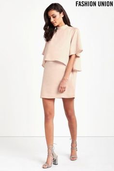 Buy Fashion Union Shift Dress from the Next UK online shop