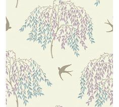 Buy Arthouse Willow Song Duck Egg Blue Wallpaper at Argos.co.uk, visit Argos.co.uk to shop online for Wallpaper, Wallpaper, painting and decorating, Home improvements, Home and garden