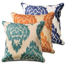 Moroccan Palace Pillow - 24 Christmas Gift Ideas - Southernliving. Taking a cue from intricately woven global textiles, Atlanta-based Josey-Miller designed these printed-cotton pillows, available in three vibrant colors. abode7.com; $118 each
