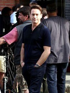 Robert Downey Jr. - 'The Judge' Films in Massachusetts — Part 2