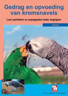 Mensen kiezen vaak voor een dier vanwege het uiterlijk. De kromsnavels: parkieten en kleine en grote papegaaien is een groep intelligente vogels. Zij hebben meer nodig en kunnen veel meer geven dan alleen op een stok in een kooi zitten. Dit boek vertelt over de interactie tussen mens en vogel.
