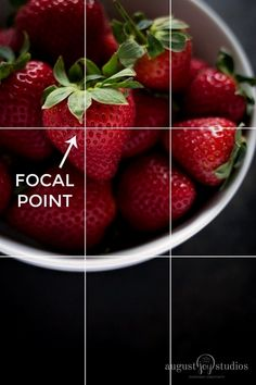 Rule of thirds in photography is just as important as cake design. Food Photography Tips - August Joy Studios Rule Of Thirds Photography, Photography Rules, Food Photography Props, Photography Lessons, Photography For Beginners, Digital Photography, Photography Tutorials, Photography Composition, Creative Photography