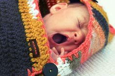 Baby sleepingbag by Mikmak