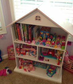 Image result for toy storage  lps ideas