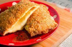 My Big Fat Cooking Blog: 035 - Lazy Kaassoufflé (Dutch Deep Fried Breaded Cheese!)