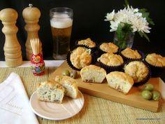 Muffins de roquefort – Recetas simples y deliciosas