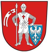 Wapen van de Duitse stad Bamberg