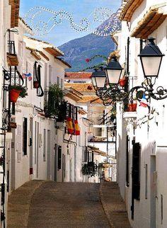 çiek kokusu ,Costa Blanca, İspanya