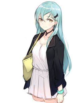 this chick looks like aoba in a girl form *mind blown*