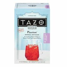 Sohl Design: Tazo Iced Passion Tea