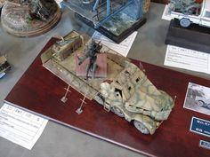 Scale Model Show – Kraków 2015 – Part 3 AFV and Vehicles | iModeler