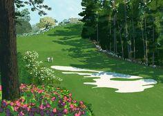 Golf Digest/2013 マスターズ(2014年) #TatsuroKiuchi