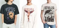 Diez piezas excelentes para celebrar la fiebre por las camisetas musicales