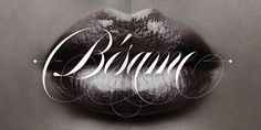 Erotica - Calligraphy Script Typeface by Lián Types