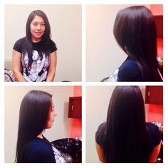 KeratimSmoothingTreament/Haircut