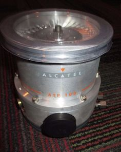 ADIXEN ALCATEL ATP 100 TURBO MOLECULAR VACUUM PUMP, NEW MFG. REFURB. UNUSED  #ADIXENALCATEL