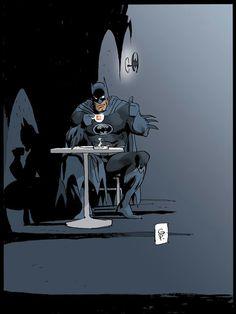 Cool Art: Batman & Superman by Goran Parlov Nightwing, Batgirl, Catwoman, Batman The Dark Knight, Comic Books Art, Comic Art, Batman Kunst, Univers Dc, Mundo Comic