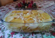 Hagymás burgonyasaláta recept képpel. Hozzávalók és az elkészítés részletes leírása. A hagymás burgonyasaláta elkészítési ideje: 50 perc
