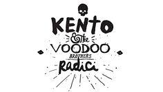 KENTO & The Voodoo Brothers - Radici - Brand Identity on Behance