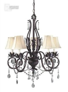 World Imports Berkeley Square Traditional chandelier $305