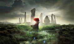 Brave (Rebelle), Disney Pixar, 2012
