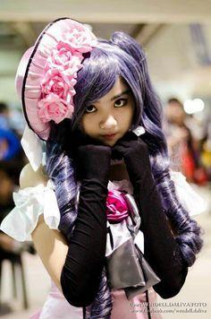 Character - Lady Ciel Phantomhive /  Series - Kuroshitsuji /  Cosplayer - Carlisha Liao