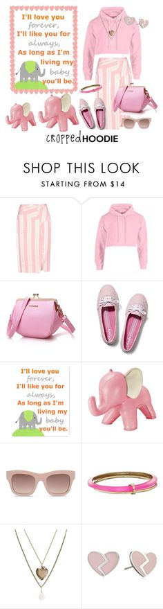 """Cute Trend: Cropped Hoodies"" by lexuslady ❤ liked on Polyvore featuring Acne…"