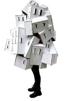 MARI IWAHARA :: Wearable Sculpture