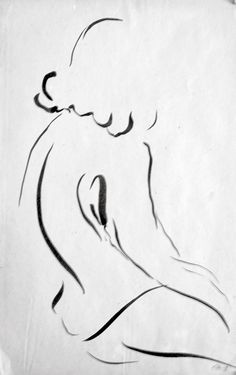 66 best undergraduate art by oakes 1960s images 1960s abstract Etch a Sketch Travel model figure drawing sumi brush ink wash by john warren oakes